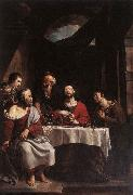HERREYNS, Willem Supper at Emmaus sf oil painting picture wholesale