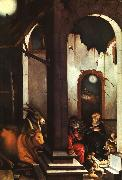 Hans Baldung Grien Nativity oil