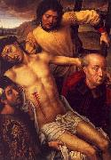 Hans Memling Descent from the Cross oil painting artist