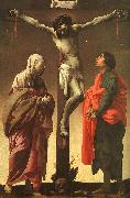 Hendrick Terbrugghen The Crucifixion with the Virgin and St.John oil painting picture wholesale
