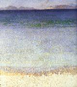Henri Edmond Cross The Iles d'Or oil painting artist