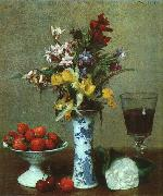 Henri Fantin-Latour Still Life  2 oil painting picture wholesale