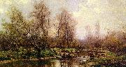Hugh Bolton Jones River Landscape oil painting picture wholesale