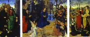 Hugo van der Goes Portinari Altar oil painting picture wholesale