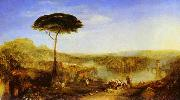J.M.W. Turner Childe Harold's Pilgrimage oil painting artist