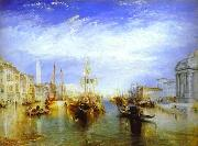 J.M.W. Turner The Grand Canal, Venice oil painting picture wholesale