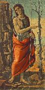 JACOPO del SELLAIO St John the Baptist f oil painting picture wholesale
