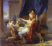 Jacques-Louis David Sappho and Phaon oil painting picture wholesale