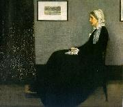 James Abbott McNeil Whistler Portrait of the Artist s Mother oil painting picture wholesale