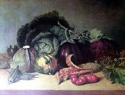 James Peale Still Life with Balsam oil painting artist