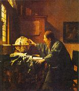 JanVermeer The Astronomer oil painting picture wholesale