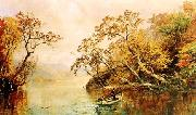 Jasper Cropsey Seclusion oil painting picture wholesale
