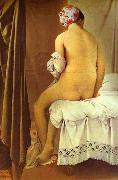 Jean Auguste Dominique Ingres The Bather of Valpincon oil painting artist
