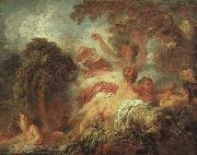 Jean Honore Fragonard The Bathers a oil painting picture wholesale