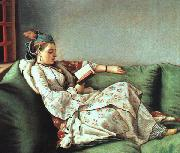 Jean-Etienne Liotard Marie-Adelaide of France in Turkish Dress oil painting picture wholesale
