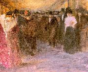 Jean-Louis Forain Music Hall oil painting picture wholesale