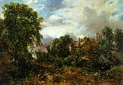 John Constable The Glebe Farm oil painting artist