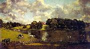 John Constable Wivenhoe Park, Essex oil painting picture wholesale