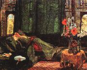 John Frederick Lewis The Siesta oil painting artist