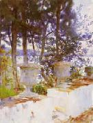 John Singer Sargent The Terrace oil painting picture wholesale