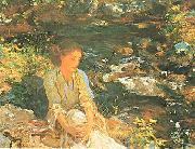 John Singer Sargent Black Brook oil painting picture wholesale