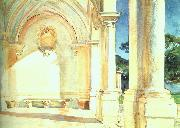 John Singer Sargent Villa Falconieri oil painting picture wholesale