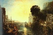 Joseph Mallord William Turner Dido Building Carthage oil painting picture wholesale
