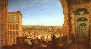 Joseph Mallord William Turner Rome from the Vatican oil painting picture wholesale