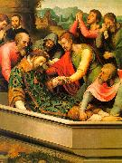 Juan de Juanes The Burial of St.Stephen oil painting artist