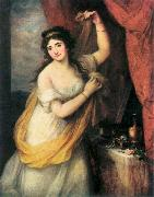 KAUFFMANN, Angelica Portrait of a Woman oil painting picture wholesale