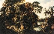 KEIRINCKX, Alexander Forest Scene oil painting picture wholesale