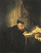 KONINCK, Salomon A Philosopher g oil painting picture wholesale