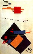 Kasimir Malevich Suprematism oil painting picture wholesale