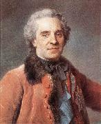 LA TOUR, Maurice Quentin de Maurice, Comte de Saxe, Marshal of France sg oil painting picture wholesale