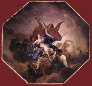 LE BRUN, Charles The Triumph of Faith  fs oil painting picture wholesale