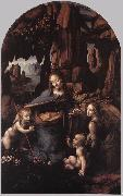 LEONARDO da Vinci Madonna Litta (detail sdg oil painting picture wholesale