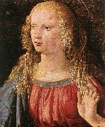 LEONARDO da Vinci Annunciation (detail) dfe oil painting picture wholesale