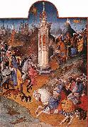 LIMBOURG brothers The Fall and the Expulsion from Paradise sg oil painting picture wholesale