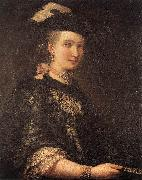LONGHI, Alessandro Portrait of a Lady d oil painting picture wholesale