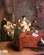 LONGHI, Pietro The Concert ef oil painting picture wholesale