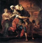 LOO, Carle van Aeneas Carrying Anchises sg oil painting picture wholesale