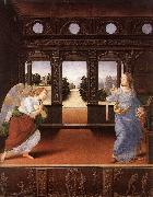 LORENZO DI CREDI Annunciation s6 oil painting picture wholesale