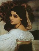 Lord Frederic Leighton Pavonia oil painting picture wholesale