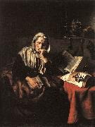 MAES, Nicolaes Apostle Thomas sf oil painting picture wholesale