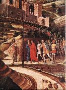 MANTEGNA, Andrea Agony in the Garden (detail) sg oil painting picture wholesale