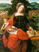 MASTER of Female Half-length Madonna and Child s oil painting picture wholesale