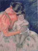 Mary Cassatt Mother and Child  jjjj oil painting picture wholesale