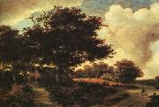 Meindert Hobbema Landscape oil painting picture wholesale