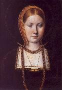 Michiel Sittow Katherine of Aragon oil painting picture wholesale
