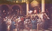 Mihaly Munkacsy Ecce Homo oil painting picture wholesale